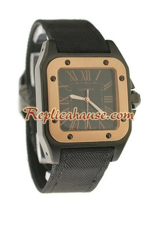 replica Cartier Santos watch