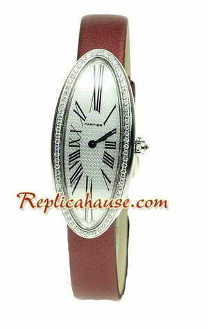 Cartier Baignoire Crash Ladies Swiss Replica Watch 02