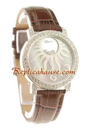 Chopard Happy Diamond Swiss Replica Watch 02