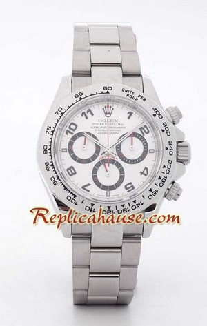 Rolex Replica Daytona Swiss Watch 3