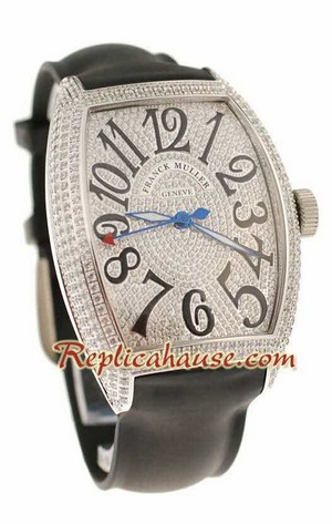 Franck Muller Master of Complications Swiss Replica Watch 01