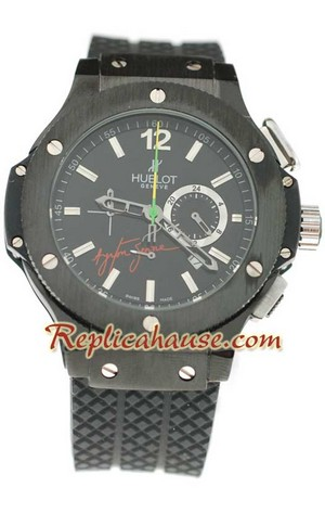 Hublot Big Bang Ayrton Senna Edition Watch 01