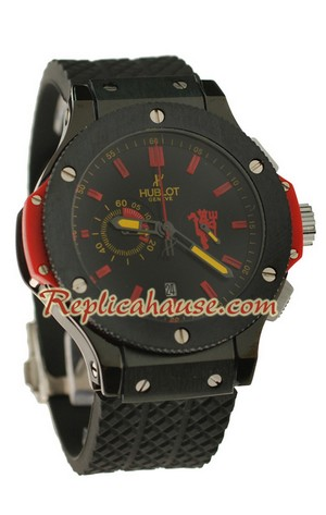 Hublot Big Bang Man United Edition Watch 02