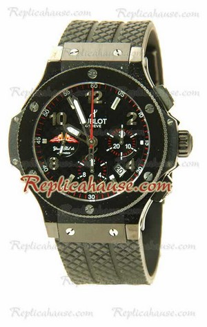 Hublot Big Bang Yacht Club De Monaco Swiss Replica Watch 02