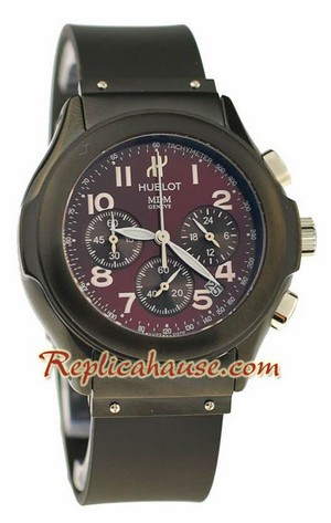 Hublot MDM Chronograph Swiss Replica Watch 40MM - 11