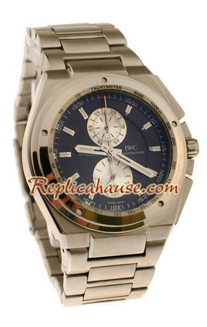 IWC Ingenieur Chronograph Replica Watch 02