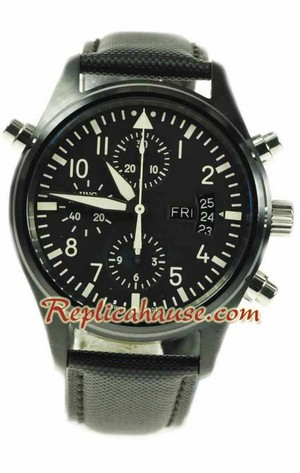 IWC Ingenieur Swiss Replica Watch 13