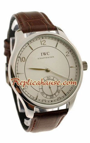 IWC Portugese Automatic Replica Watch 02