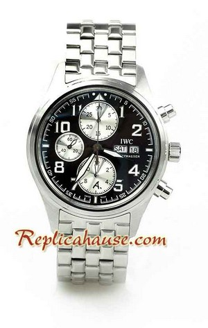 IWC Ingenieur Swiss Replica Watch 5