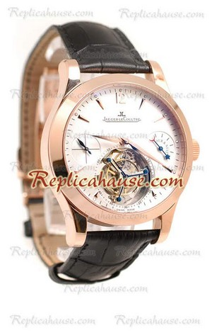 Jaeger-Le Coultre Master Tourbillon Swiss Replica Watch 04