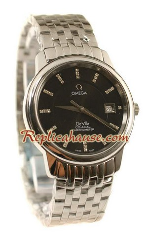 Omega C0-Axial Deville Replica Watch 23
