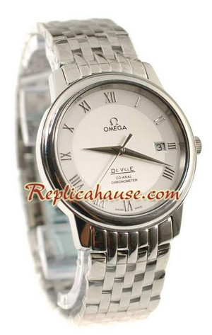 Omega C0-Axial Deville Replica Watch 25