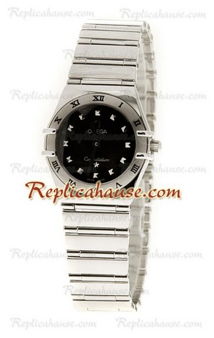 Omega Constellation Ladies Swiss Replica Watch 07