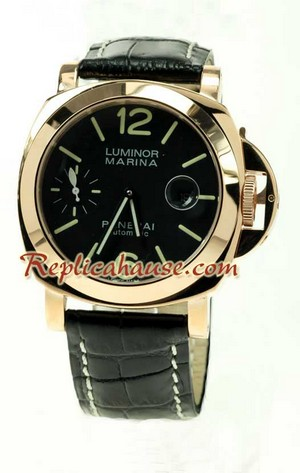 Panerai Luminor 00111 Pink Gold Japanese Movement 02