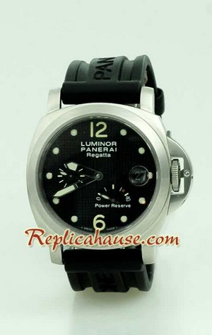 Panerai Regatta Power Reserve Pam222 Watch 2