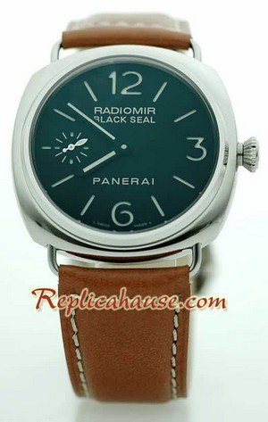 Panerai Radiomir Black Seal Replica Watch