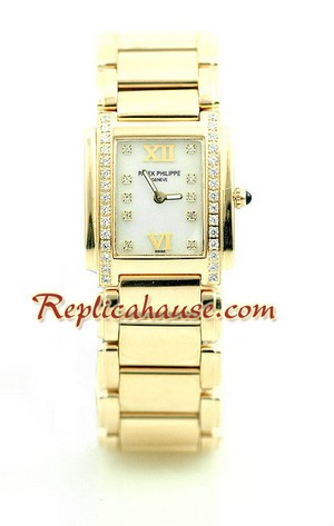 Patek Philippe Swiss Twenty Four Watch 6