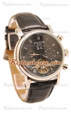 Patek Philippe Grand Complications Tourbillon Replica Watch 02