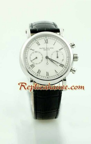 Patek Philippe Swiss Caliber Replica Watch 6
