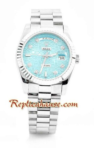 Rolex Replica Day Date Watch Replica-hause 212