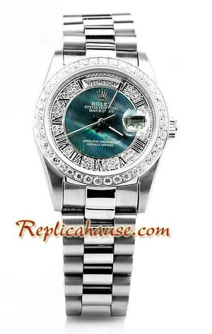 Rolex Replica Day Date Watch Replica-hause 3