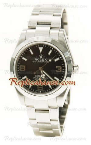 Rolex Replica Explorer 2010 Edition 43mm Swiss Watch 01