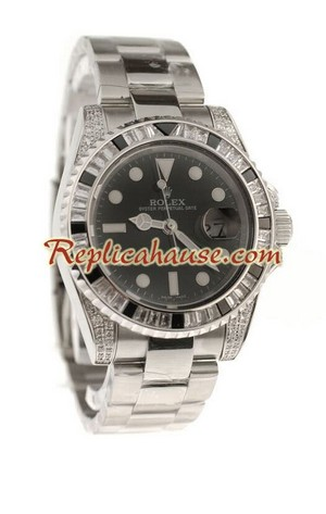 Rolex Replica GMT - Swiss Watch 5