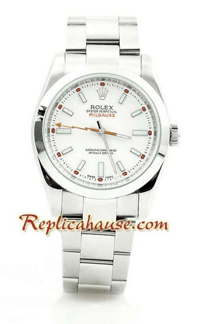 Rolex Replica Milgauss 2009 Edition Watch 1