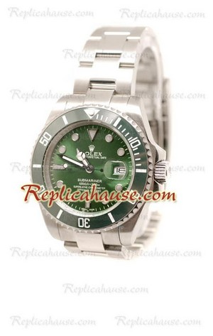 Rolex Replica Submariner Japanese Replica Watch 2010 Edition 22