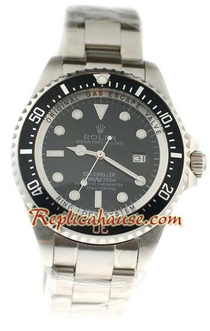 Rolex Replica Sea Dweller Deepsea 2009 Edition Watch 01