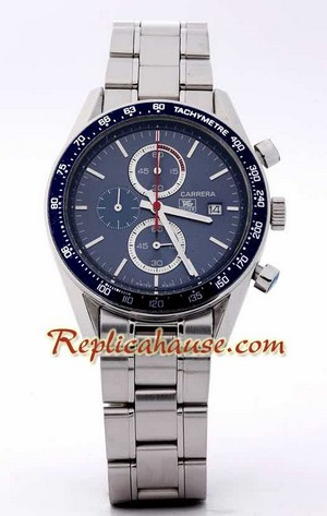 Tag Heuer Replica Carrera Watch 6