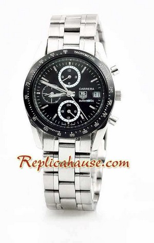Tag Heuer Ladies Carrera Replica Watch 01