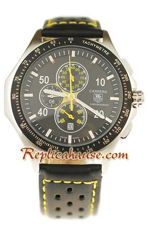 Tag Heuer Grand Carrera Replica Watch 11