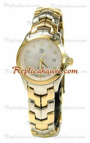 Tag Heuer Link Ladies Watch 24