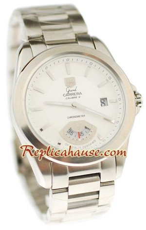 Tag Heuer Grand Carrera Calibre 6 Replica Watch 01