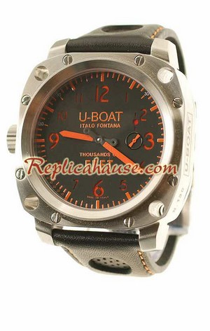U-Boat Thousand of Feet Swiss Replica Watch 7