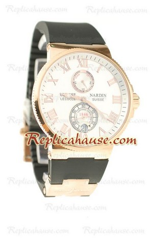 Ulysse Nardin Maxi Marine Chronometer Replica Watch 19