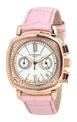 Patek Philippe Ladies Relojes First Chronograph 2012 Watch 03