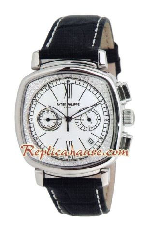 Patek Philippe Ladies Relojes First Chronograph 2012 Watch 02
