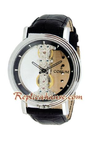 Corum Round Golden Bridge Limited Edition 1