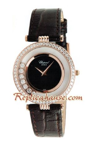 Chopard Happy Diamonds Ladies 2012 Replica Watch 2