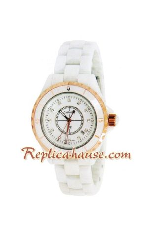 Chanel J12 Authentic Ceramic Lady Watch 10