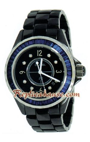 Chanel J12 Jewelry Authentic Ceramic Watch 2