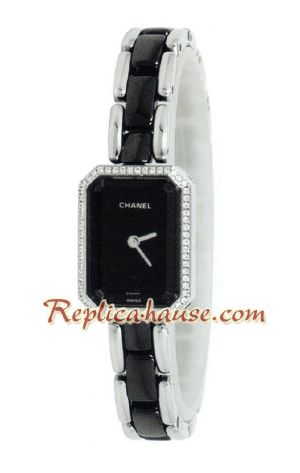 Chanel Premiere Steel Lady Watch 4