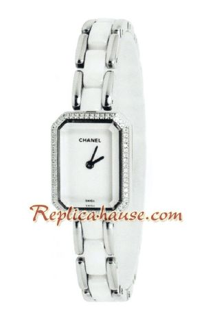 Chanel Premiere Steel Lady Watch 3