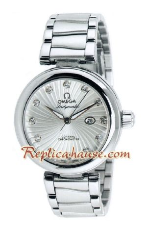 Omega Ladymatic 2012 Watch 01