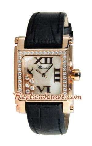 Chopard Ladies Happy Sport 2012 Replica Watch 1
