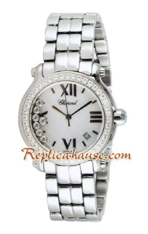 Chopard Ladies Happy Sport 2012 Replica Watch 13