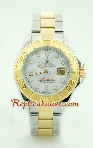 Rolex Yachtmaster Two Tone 3