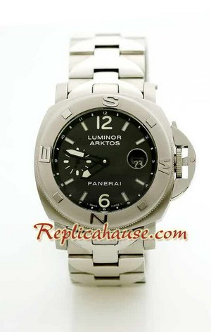 Panerai Luminor Arktos Swiss Replica Watch 2